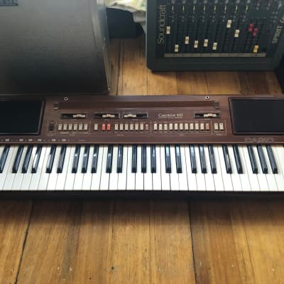 Casio CT-610 Casiotone 61-Key Synthesizer