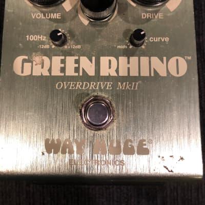 Way Huge Green Rhino MKII 2010