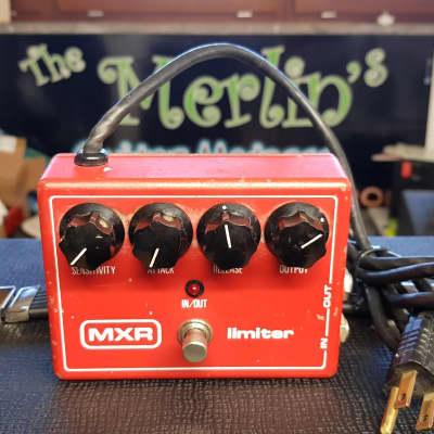 MXR M-143 Limiter