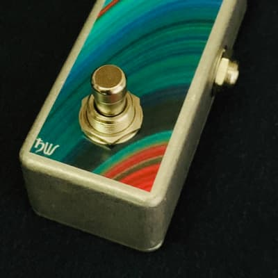 Saturnworks Soft Touch Clickless Momentary Killswitch Kill Mute Switch Guitar Pedal