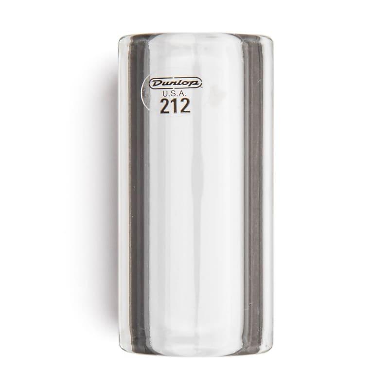 Dunlop 212 Small Short Pyrex Glass Slide Heavy Wall