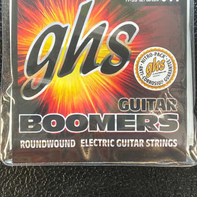 GHS GBLOW Boomers Low Tuned (11-53)