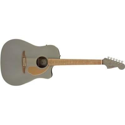 Fender Redondo Player, Walnut Fingerboard, Slate Satin for sale