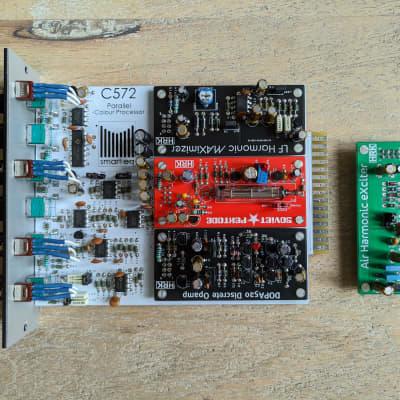 HRK C572 + 4 Colour Modules