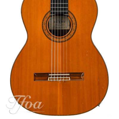 Masaru Kohno no. 20 Brazilian Rosewood  Spruce 1978 for sale