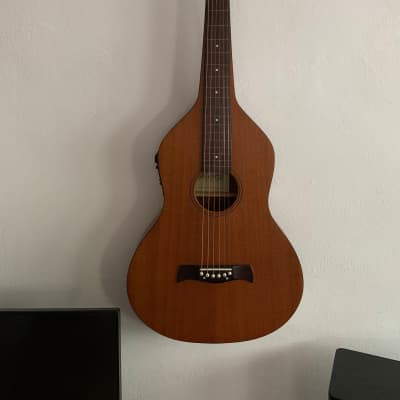 Aiersi Lap Steel Mahogany for sale