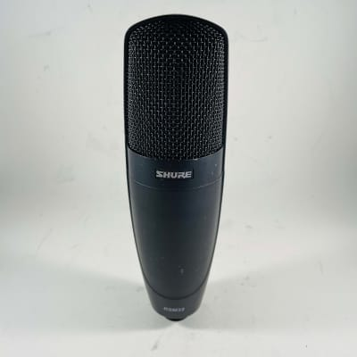 Shure KSM32 Medium Diaphragm Cardioid Condenser Microphone *Sustainably Shipped*