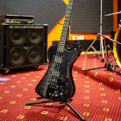 Svet Blackline II 2011 Black custom bass
