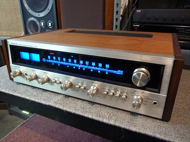 Pioneer Sx 727 Restored Vintage Stereo Receiver 37