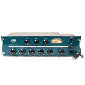 Altec 1567A Mixer Amplifier 5x1 Tube Microphone Mixer