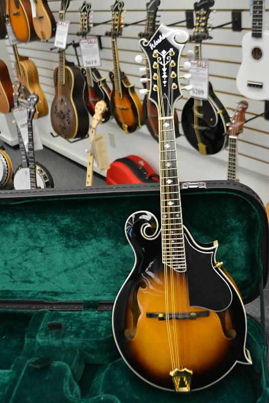 Washburn M3SWK-D Mandolin   Jim Laabs Guitars