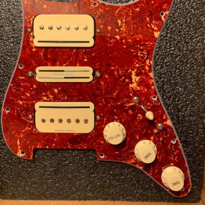 920D Custom Shop David Gilmour Loaded Pickguard Black | Reverb