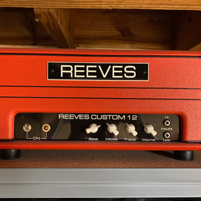 Reeves Custom 12 Red for sale