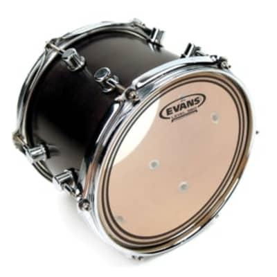 Evans EC2 Clear Drum Head 8 Inch