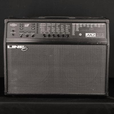 "Line 6AX2 212 100-Watt 2x12"" Stereo Digital Modeling Guitar Combo"