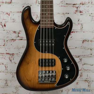 2014 Gibson 2014 EB 5-String Bass Vintage Sunburst x6843 for sale