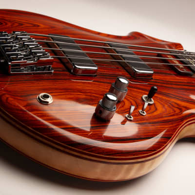 Lieber Jerry Garcia Tiger Limited Edition Bass 2020 for sale