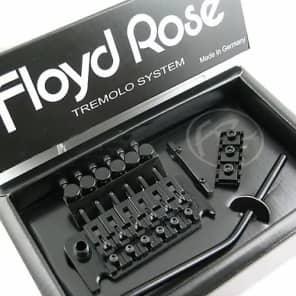 Floyd Rose Original Tremolo System Black German Made R4