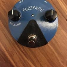 Dunlop Fuzzface Mini (blue) FFM1 2016 Blue