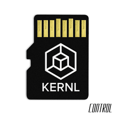 Tiptop Audio ONE Sample Card - KERNL