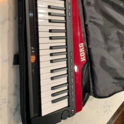 Korg RK-100S RD 37-Key Keytar w/ Built-In MMT Digital Synth