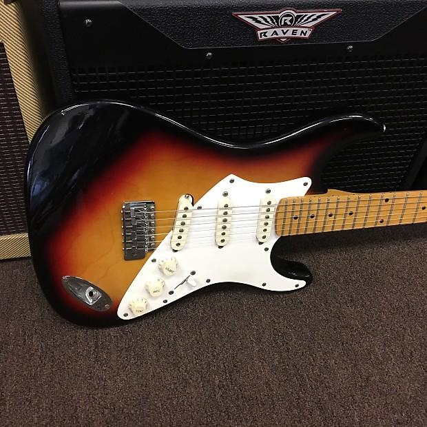 aria pro 2 fullerton guitar