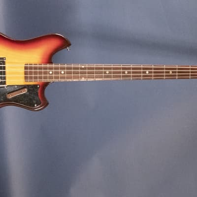 Vintage late '60s Conrad Model 1246 bass for sale