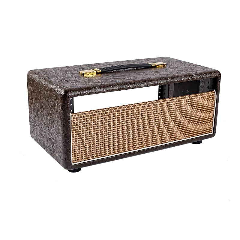 vboutique usa custom amp rack 4 space head shell reverb. Black Bedroom Furniture Sets. Home Design Ideas