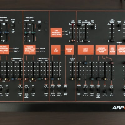 Korg Arp Odyssey Rev 3 Module