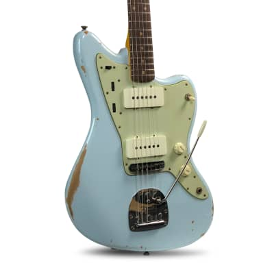 Fender  Fender Custom Shop '62 Jazzmaster In Daphne Blue / Matching Headstock 2020 for sale