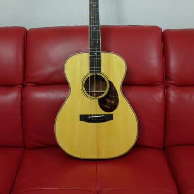 Bowerman OM-28 in Adirondack Spruce & Granadillo for sale
