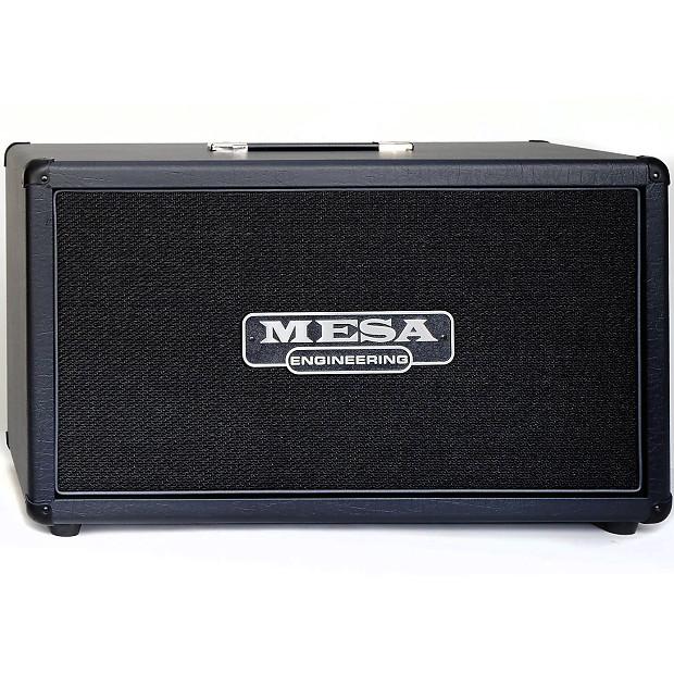Mesa Boogie 2x12 Recto Horizontal Cabinet   Reverb