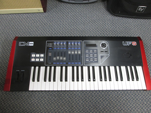 CME UF5 - 49 Key Semi-Weighted Synth-Action Music Keyboard *AS IS*