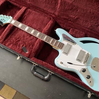 Bilt SS Zaftig Left-handed 2016 Sonic Blue for sale