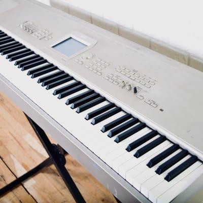 Korg Triton Studio 88 key piano keyboard synthesizer good condition-synth