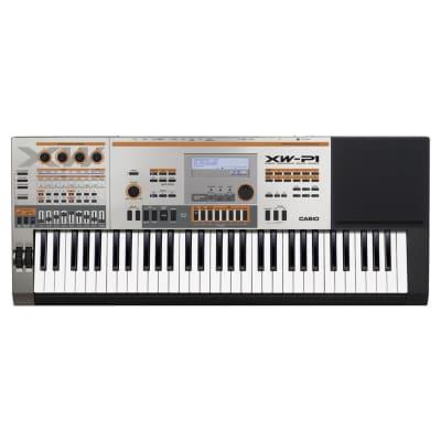 Casio XW-P1 Performance Synthesizer Keyboard