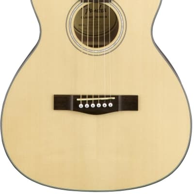 Fender CT-60S Travel Acoustic Natural for sale