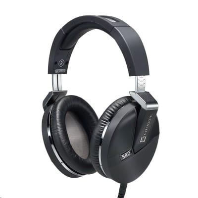 Ultrasone Performance Series 840 Monitoring Mixing Headphones S-Logic + Case