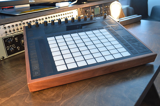 Ableton Push 2 Wood Stand 2016 Walnut Reverb