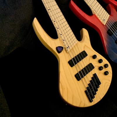 Ormsby Bass GTR 6 2018 Natural Satin for sale