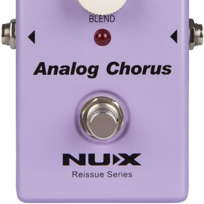 NuX Reissue Series Analog Chorus