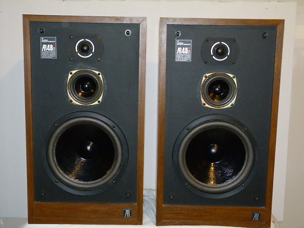Acoustic Research AR 48S Speakers