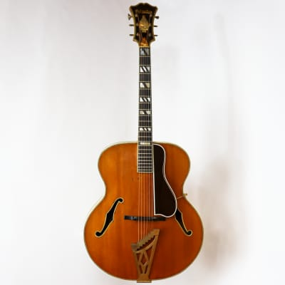 D'Angelico 1950 New Yorker Blonde 18