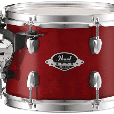 "Pearl Export Lacquer 12""x8"" Tom - Natural Cherry"