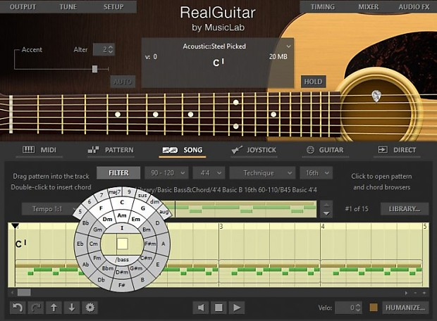 musiclab real guitar 4 plug in mac pc software reverb. Black Bedroom Furniture Sets. Home Design Ideas