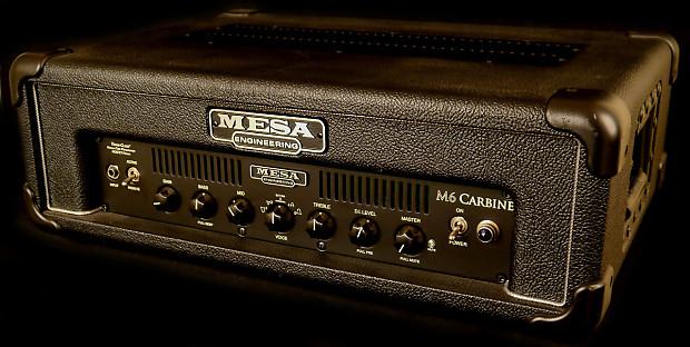 mesa boogie m6 carbine head consignment consignment m6 reverb. Black Bedroom Furniture Sets. Home Design Ideas