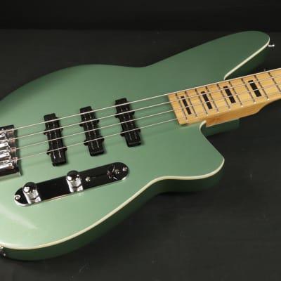Reverend Triad Bass 2020 Metallic Alpine Green for sale
