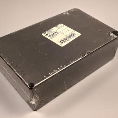 Hammond 1590DBK die cast aluminum project box black for sale
