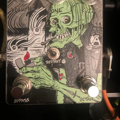 Abominable Electronics Toke Machine Fuzz