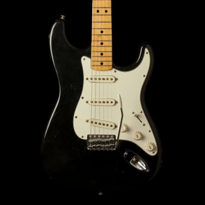 Fender Stratocaster Black 1972 for sale